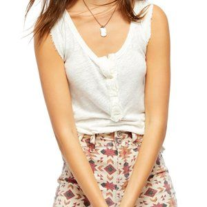Free People Vacay Tank top✨BRAND NEW